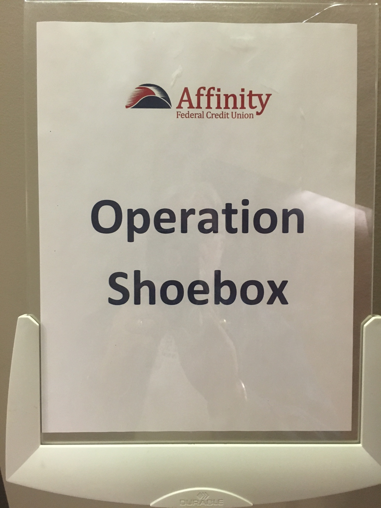 Operation Shoebox NJ